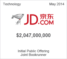 JD.com $2 billion Initial Public Offering