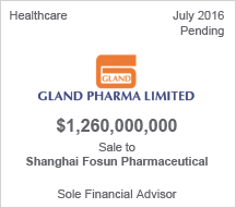 Fidelity & Guaranty Life $1.5 billion Sale to Anbang Insurance Group Co., Ltd.