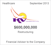 KV Pharmaceutical $6 million restructuring
